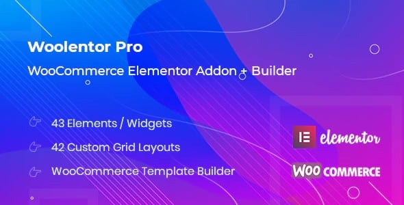 Plugin WooLentor Pro - WordPress
