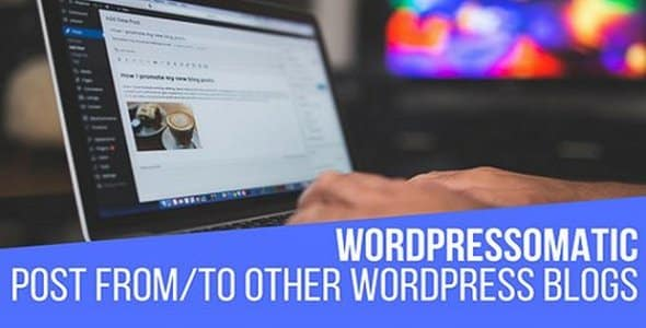 Plugin WordPressomatic - WordPress