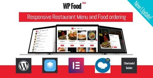 Plugin Wp Food - WordPress