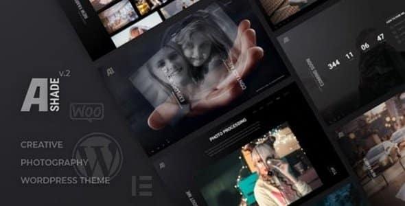 Tema Ashade - Template WordPress