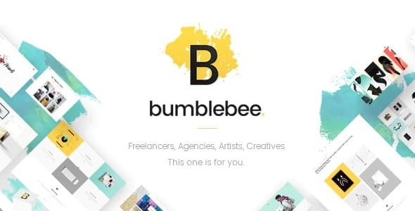 Tema Bumblebee - Template WordPress