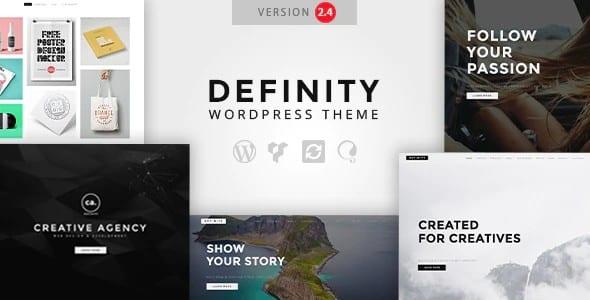 Tema Definity - Template WordPress