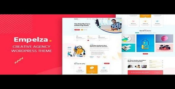 Tema Empelza - Template WordPress