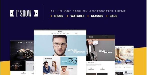 Tema Fshow - Template WordPress