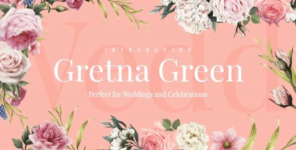 Tema Gretna Green - Template WordPress