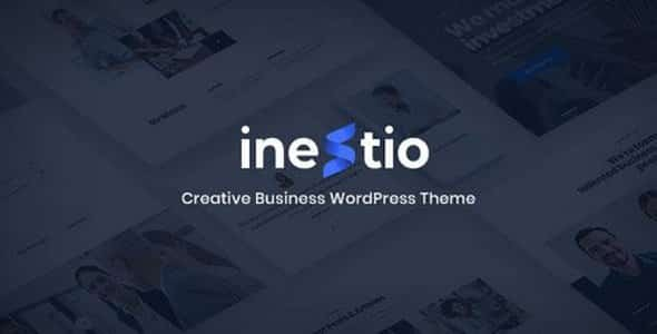 Tema Inestio - Template WordPress