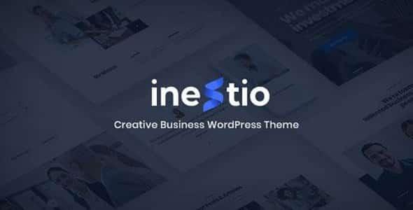 Tema Inestio - Template WordPress