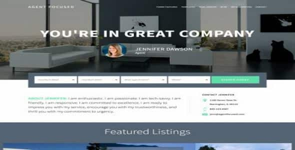 Tema Interior Pro StudioPress - Template WordPress