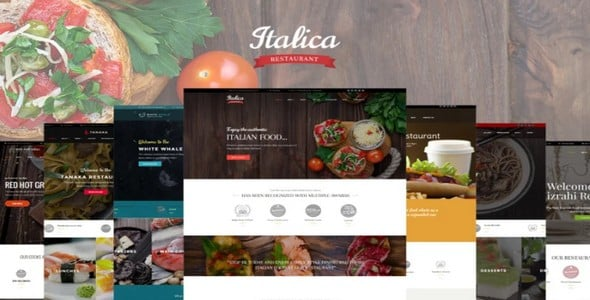 Tema Italica - Template WordPress