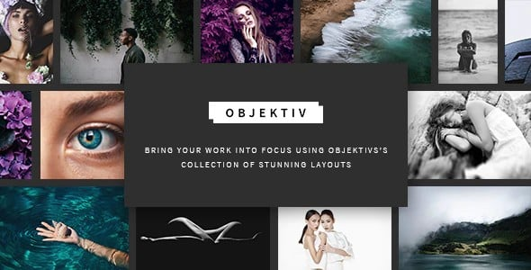 Tema Objektiv - Template WordPress