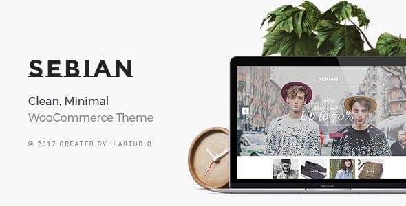 Tema Sebian - Template WordPress