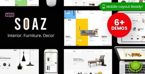 Tema Soaz - Template WordPress