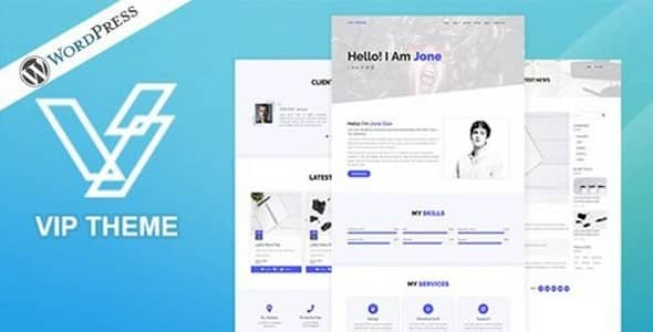 Tema Vip - Template WordPress