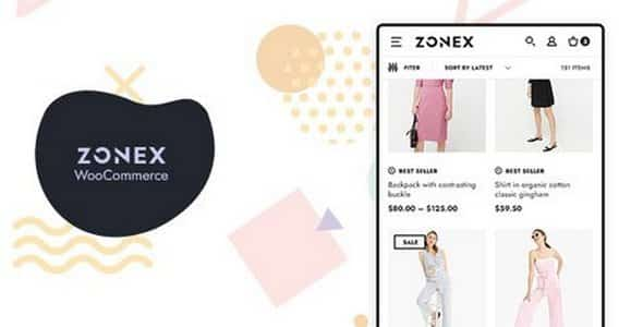 Tema Zonex - Template WordPress