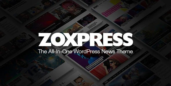 Tema Zoxpress - WordPress