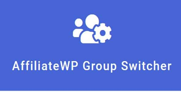 Plugin AffiliateWp Group Switcher - WordPress