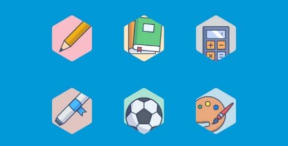 Plugin Gamipress Learning Icons - WordPress