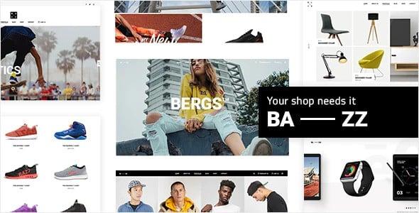 Tema Bazz - Template WordPress