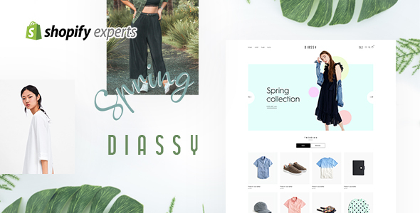 Tema Diassy - Template WordPress