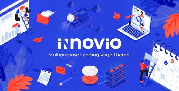 Tema Innovio - Template WordPress
