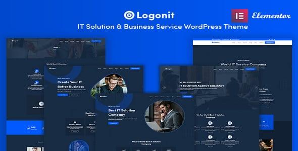 Tema Logonit - Template WordPress