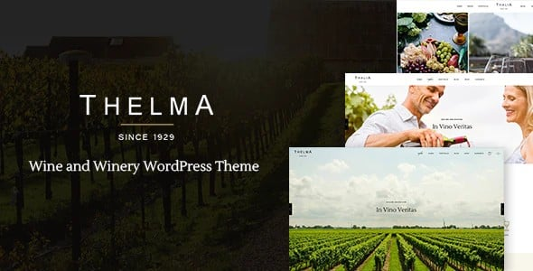 Tema Thelma - Template WordPress