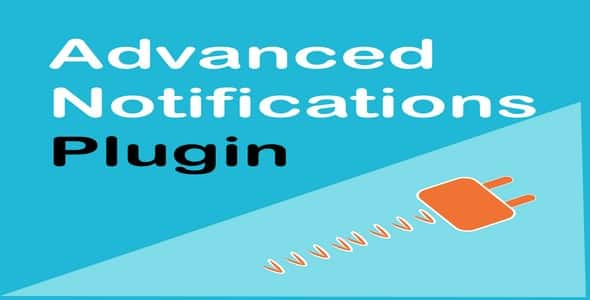 Plugin Advanced Notifications - WordPress