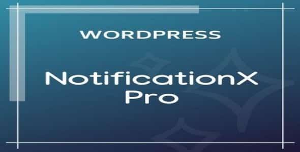 Plugin NotificationX Pro - WordPress