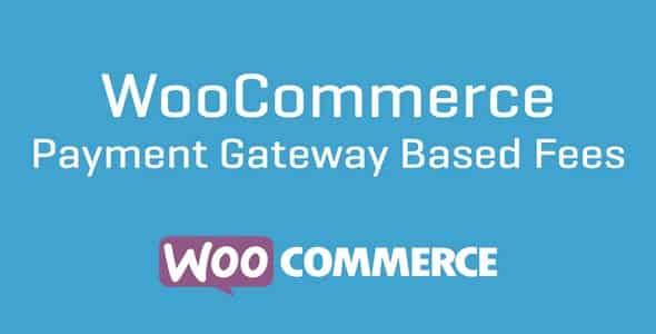 Plugin Payment Gateway Based Fees - WordPress