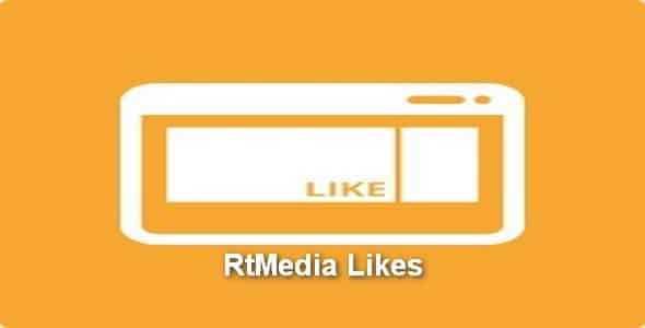 Plugin RtMedia Likes - WordPress