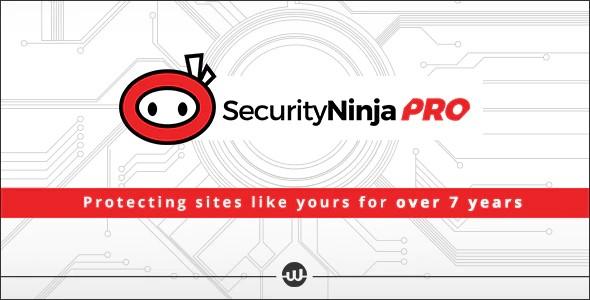 Plugin Security Ninja Pro - WordPress