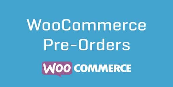 Plugin WooCommerce Pre-Orders - WordPress
