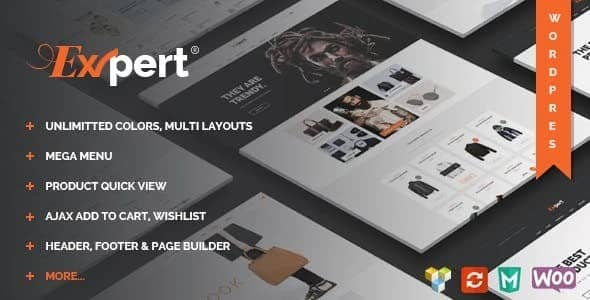 Tema Expert - Template WordPress