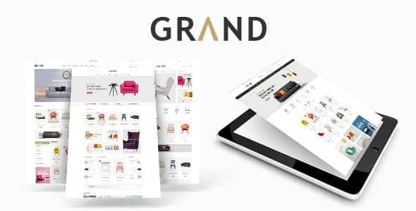 Tema Grand RoadThemes - Template WordPress