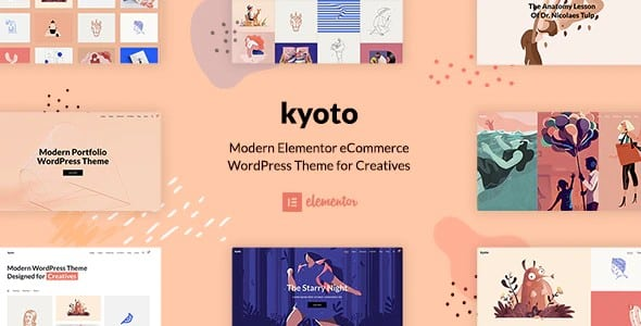 Tema Kyoto - Template WordPress