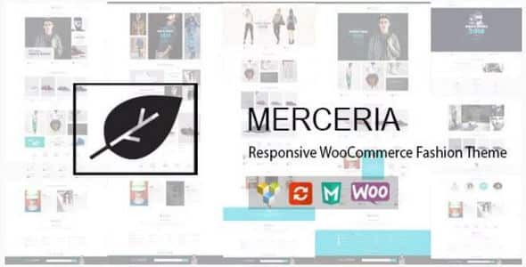 Tema Merceria - Template WordPress