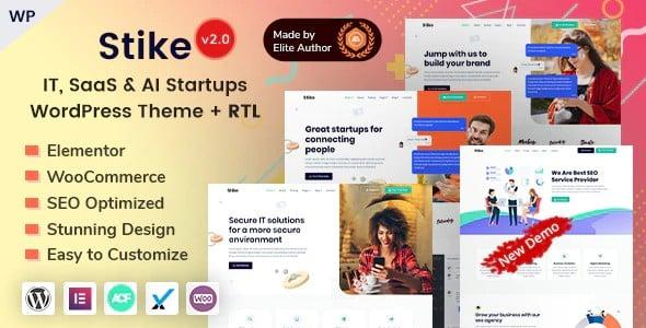 Tema Stike - Template WordPress