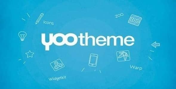Tema Yootheme Pro - WordPress