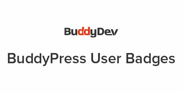 BuddyPress User Badges - WordPress
