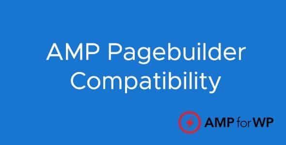 Plugin Amp Page Builder Compatibility - WordPress