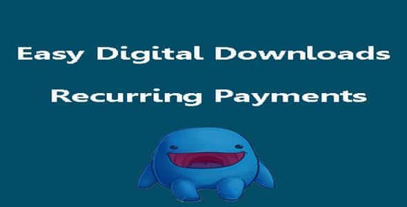 Plugin Easy Digital Downloads Recurring Payments - WordPress