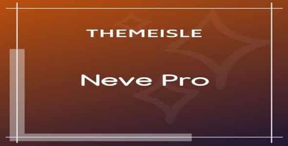 Plugin ThemeIsle Neve Pro - WordPress
