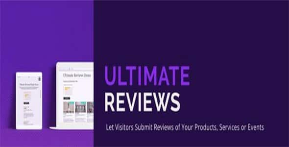 Plugin Ultimate Reviews - WordPress