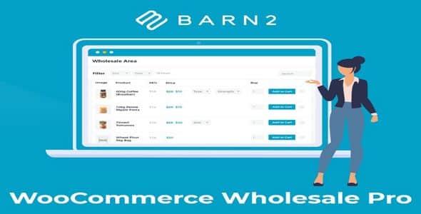Plugin WooCommerce Wholesale Pro - WordPress