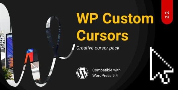 Plugin Wp Custom Cursors - WordPress