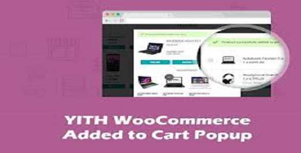 Plugin Yith WooCommerce Added to Cart Popup - WordPress