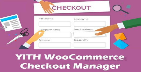 Plugin Yith WooCommerce Checkout Manager - WordPress