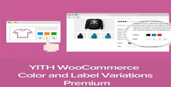 Plugin Yith WooCommerce Color and Label Variations - WordPress