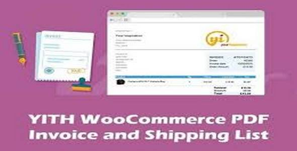 Plugin Yith WooCommerce Pdf Invoice and Shipping List - WordPress