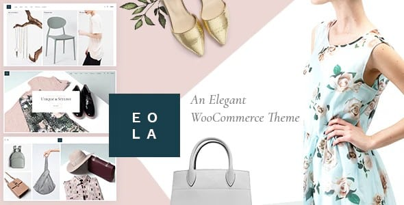 Tema Eola - Template WordPress
